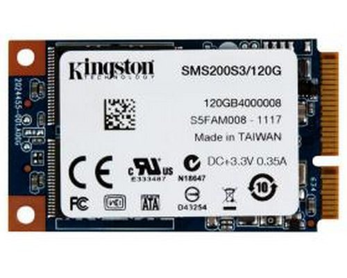 SSD mSATA 120GB KINGSTON SSDNOW SMS200S3/120G