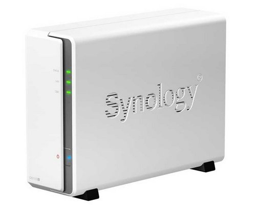 NAS HD SYNOLOGY DISK STATION DS115J