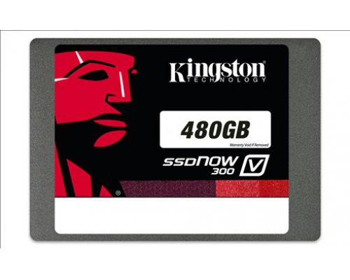 "SSD 480GB 2.5"" KINGSTON SSDNOW V300"