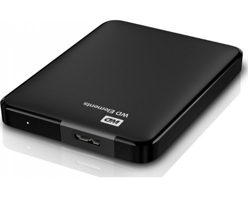 "HD EXTERNO 2.5"" WESTERN DIGITAL 1TB USB3.0 ELEMENTS"