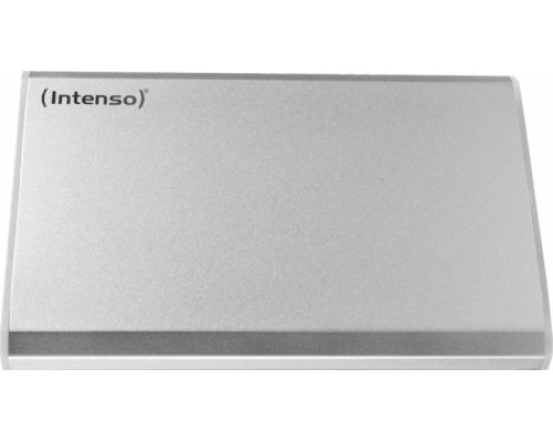 "HD EXTERNO 2.5"" INTENSO 1TB MEMORY HOME PLATA USB3.0"