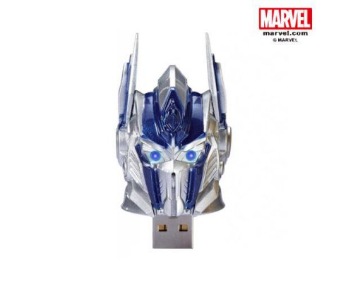 PENDRIVE 8GB TRANSFORMERS CABEZA DE OPTIMUS PRIME