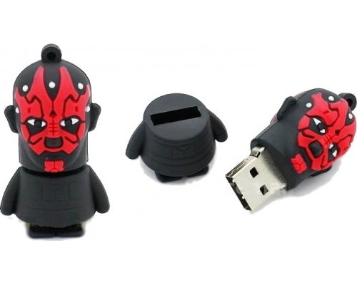 PENDRIVE ORIGINAL 16GB DARTH MAUL STAR WARS