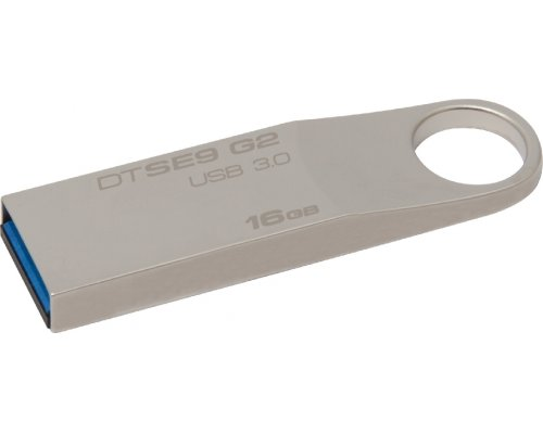 PENDRIVE 16GB KINGSTON DATATRAVELER DTSE9G2 METAL USB3.0