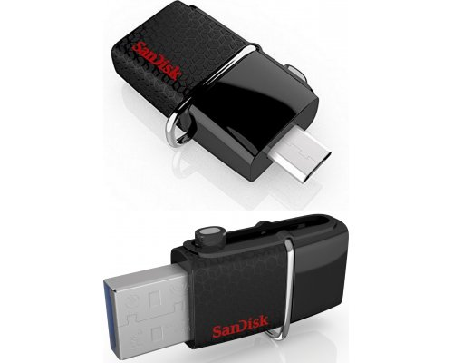 PENDRIVE 16GB SANDISK ULTRA ANDROID DUAL USB3.0