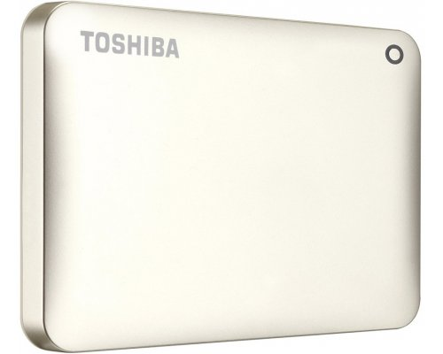 "HD EXTERNO 2.5"" TOSHIBA 1TB USB3.0 CANVIO CONNECT II"