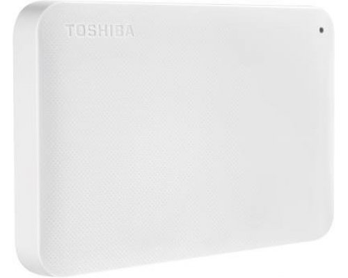 "HD EXTERNO 2.5"" TOSHIBA 1TB USB3.0 CANVIO READY BLANCO"