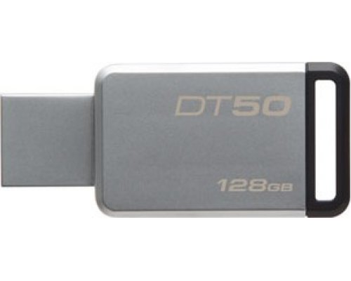 PENDRIVE 128GB KINGSTON DT50 USB3.1 NEGRO