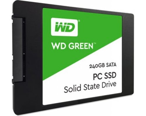 SSD 240GB WESTERN DIGITAL WD GREEN