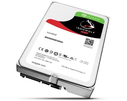 HD 1TB SEAGATE NAS IRONWOLF ST1000VN002