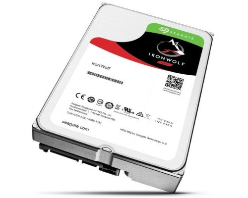 HD 2TB SEAGATE NAS IRONWOLF ST2000VN004