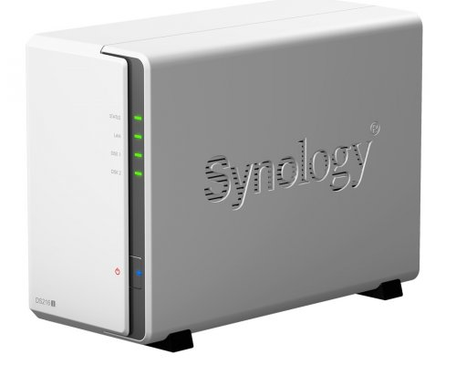 NAS 2HD SYNOLOGY DISK STATION DS216J
