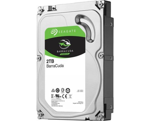 HD SATA3 2TB SEAGATE BARRACUDA ST2000DM006