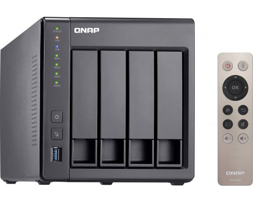 NAS 4HD QNAP TS-451+ 2GB