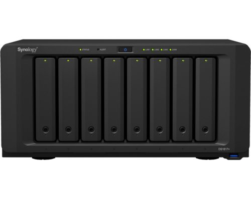NAS 8HD SYNOLOGY DS1817+ 8GB