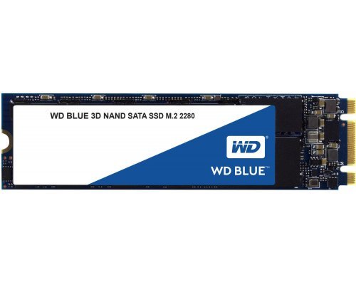 SSD M.2 SATA 500GB WESTERN DIGITAL BLUE WDS500G2