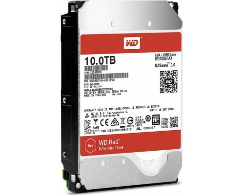 HD SATA3 10TB WESTERN DIGITAL RED PRO WD101KFBX