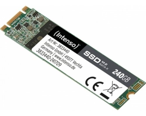 SSD M.2 SATA 120GB INTENSO 3833430 HIGH PERFORMANCE