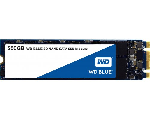 SSD M.2 SATA 250GB WESTERN DIGITAL BLUE WDS250G2
