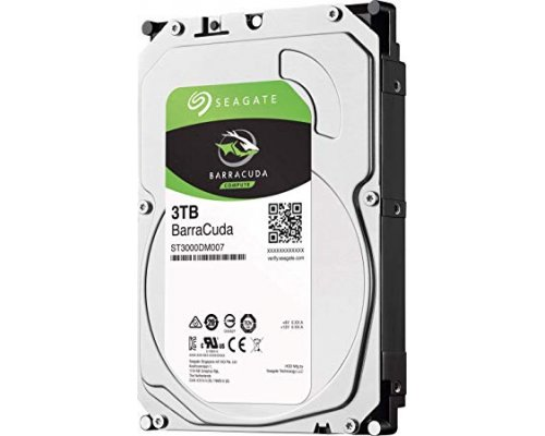 HD SATA3 3TB SEAGATE BARRACUDA ST3000DM007