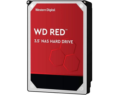HD SATA3 8TB WESTERN DIGITAL RED WD80EFAX