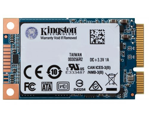 SSD mSATA 120GB KINGSTON SSDNOW UV500