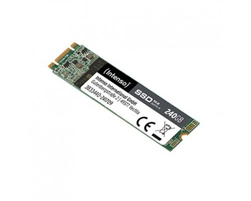 SSD M.2 SATA 240GB INTENSO HIGH PERFORMANCE 3833440