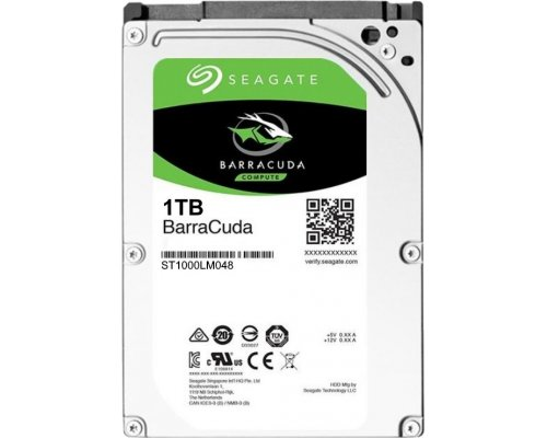 "HD 2.5"" 1TB SEAGATE BARRACUDA ST1000LM048 7mm"