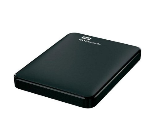 HDD EXTERNO WD 2.5 3 TB 3.0 ELEMENTS BLACK