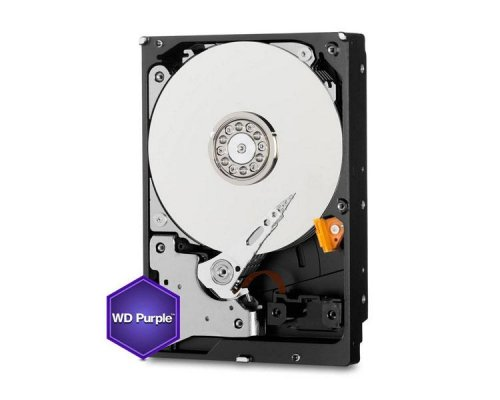 "DISCO DURO 1 TB 3.5 "" SATA WD PURPLE"