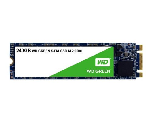 SSD M.2 SATA 240GB WESTERN DIGITAL GREEN