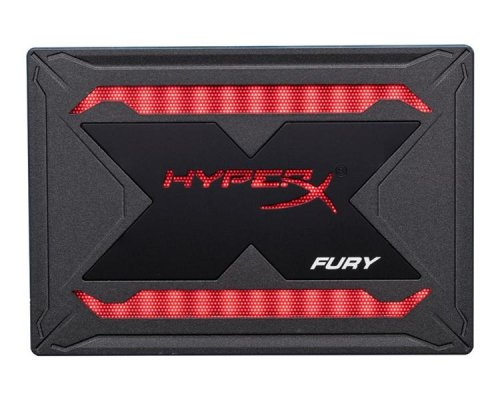 480 GB SSD HYPERX FURY RGB KINGSTON