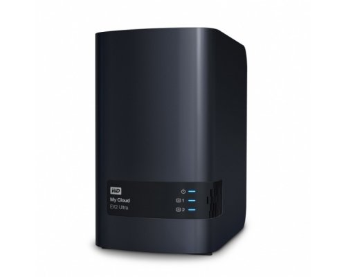 WD NAS MY CLOUD 6TB EX2 ULTRA