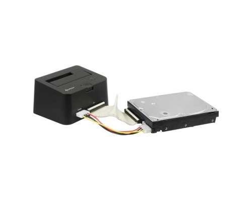 "DOCK HD SHARKOON QUICKPORT COMBO 2.5""/3.5"" SATA/IDE USB3.0"