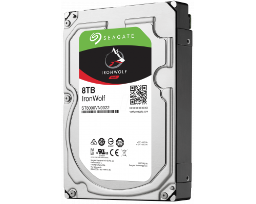 HD 8TB SEAGATE IRONWOLF ST8000VN0022