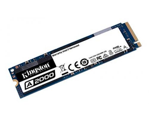 SSD M.2 NVMe 500GB KINGSTON A2000 PCIe GEN3x4