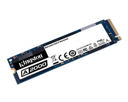 SSD M.2 NVMe 1TB KINGSTON A2000 PCIe GEN3x4