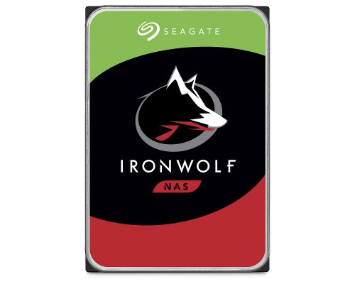 HD 10TB SEAGATE NAS IRONWOLF ST10000VN0008