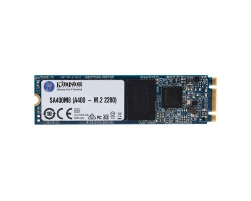 SSD M.2 SATA 240GB KINGSTON SA400M8
