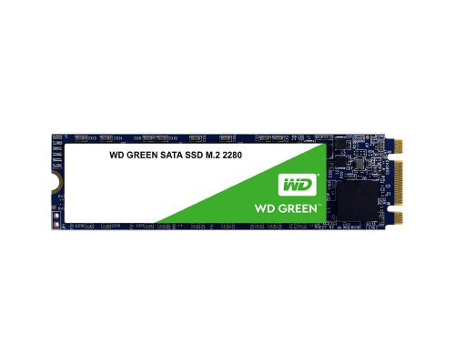 SSD M.2 SATA 480GB WESTERN DIGITAL GREEN WDS480G2G0B