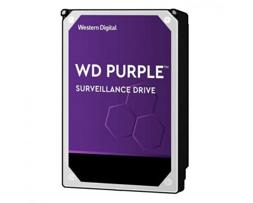 HD SATA3 12TB WESTERN DIGITAL PURPLE WD121PURZ
