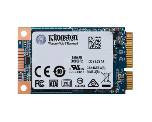 SSD mSATA 240GB KINGSTON SSDNOW UV500
