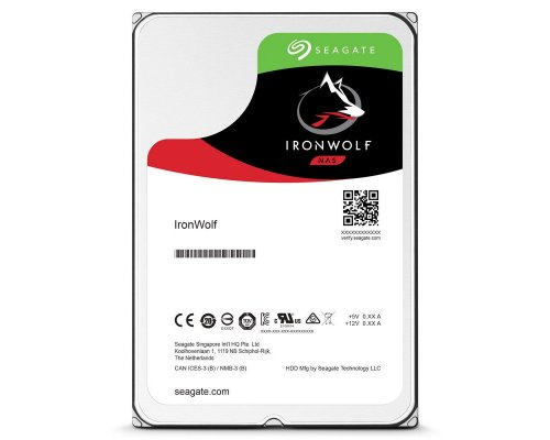 HD 4TB SEAGATE IRONWOLF ST4000VN008
