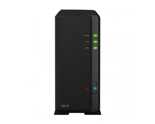NAS 1HD SYNOLOGY DISKSTATION DS118