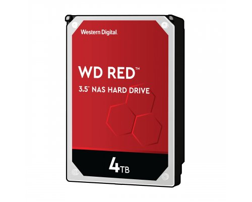 HD SATA3 4TB WESTERN DIGITAL CAVIAR RED WD40EFAX