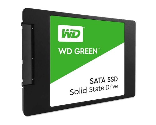 SSD SATA3 480GB WESTERN DIGITAL GREEN
