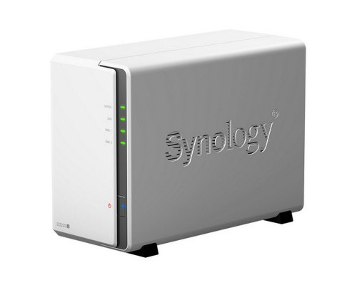 NAS 2HD SYNOLOGY DS220J