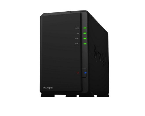 NAS 2HD SYNOLOGY DS218PLAY