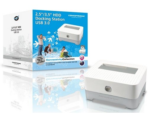 "DOCK HD CONCEPTRONIC 2.5"" / 3.5"" USB 3.0"