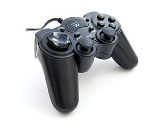 GAMEPAD EWENT DOUBLE SHOCK USB